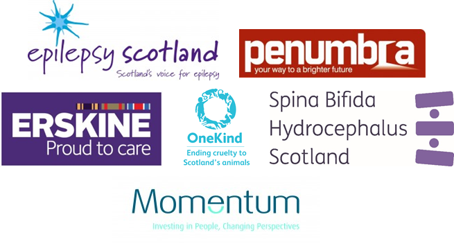 Collective Charity Logos